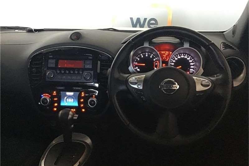 Nissan Juke 1.6 Acenta+ auto 2014