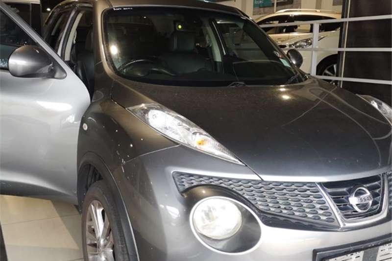 Nissan Juke 1.6 DIG T TEKNA 2012
