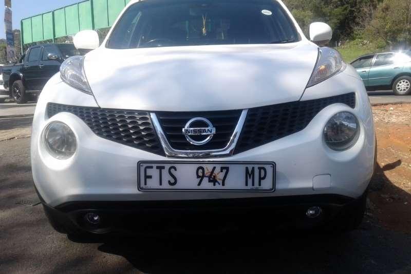 Nissan Juke 1.6 dig turbo 2012