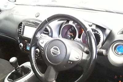 2011 Nissan Juke Juke 1.6T 4WD Tekna