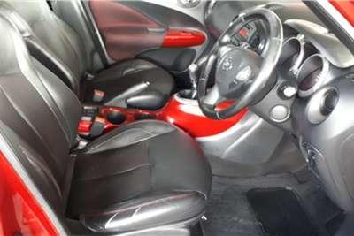 Nissan Juke 1.6T 4WD Tekna 2012