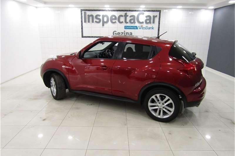 Used 2013 Nissan Juke 1.6T 4WD Tekna