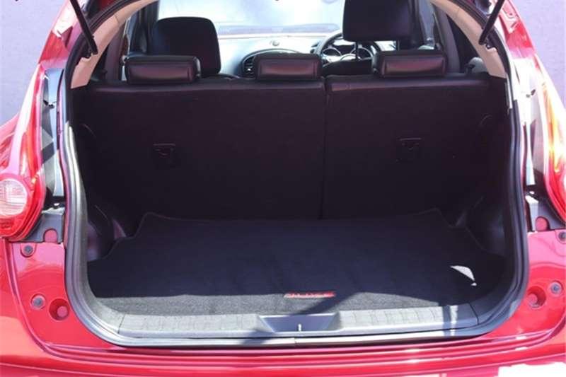 2013 Nissan Juke Juke 1.6T 4WD Tekna