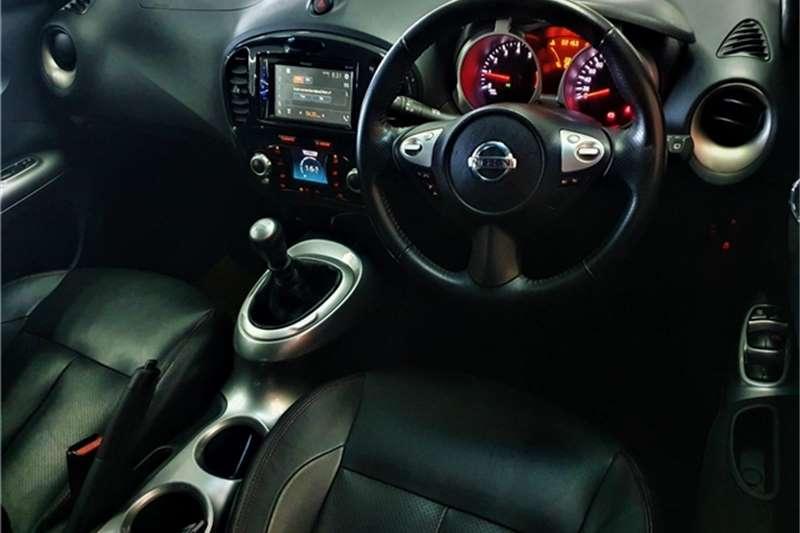 Used 2012 Nissan Juke 1.6T Tekna