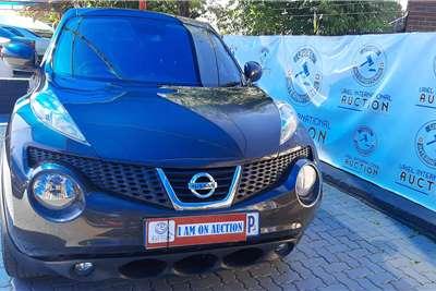 Used 2013 Nissan Juke 1.6T Tekna
