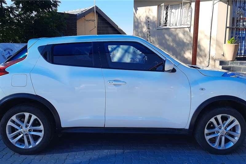 Used 2014 Nissan Juke 1.6T Tekna