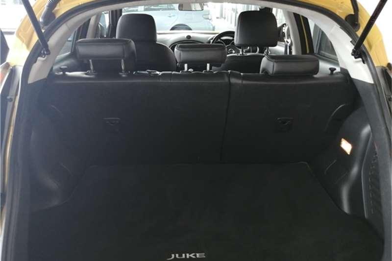 Nissan Juke 1.6T Tekna 2016