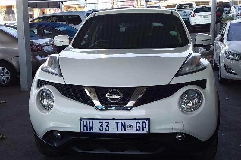 2017 Nissan Juke