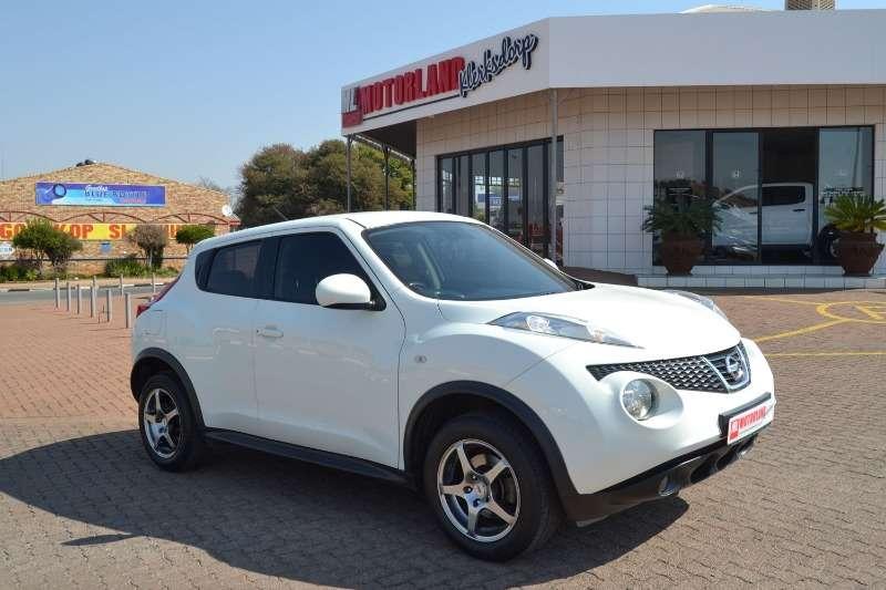 2011 Nissan Juke 1.6 Acenta