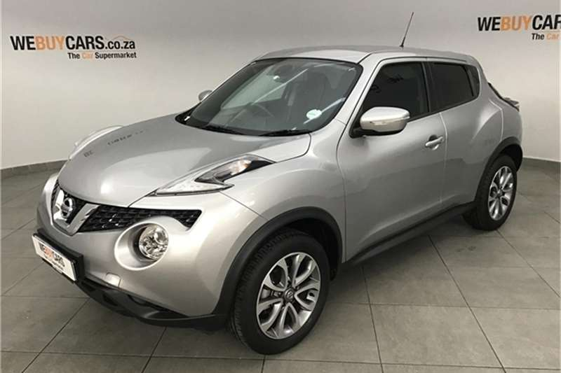 2018 Nissan Juke 1.2T Acenta+