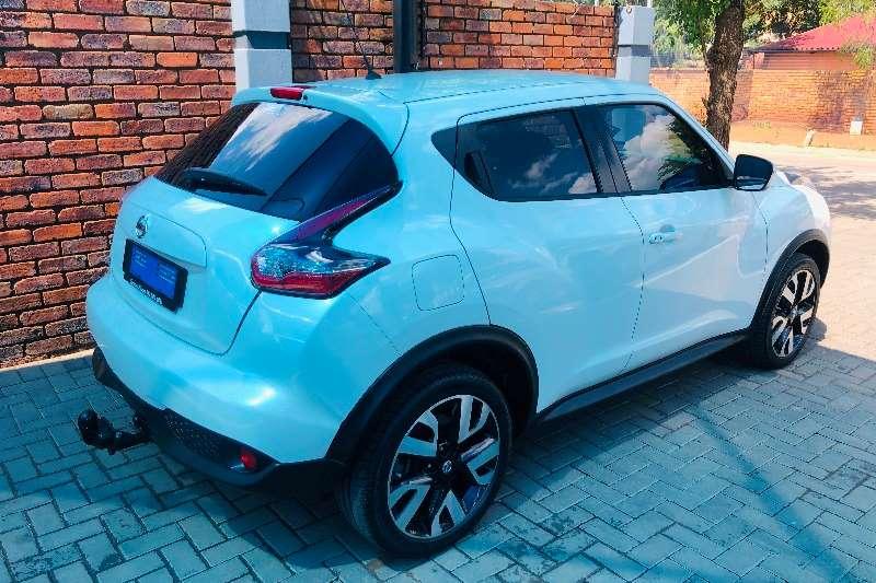 2018 Nissan Juke 1.6T Tekna