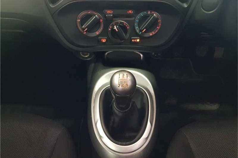 2014 Nissan Juke 1.6 Acenta