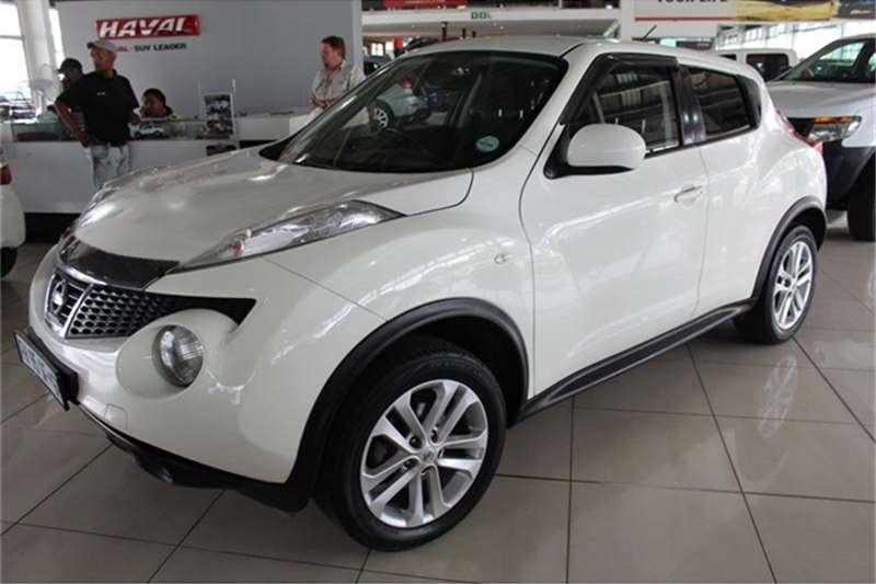 2013 Nissan Juke 1.6 Acenta+