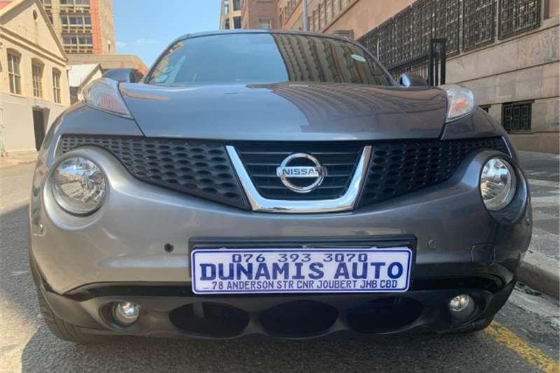 2014 Nissan Juke 1.6 Acenta+ auto