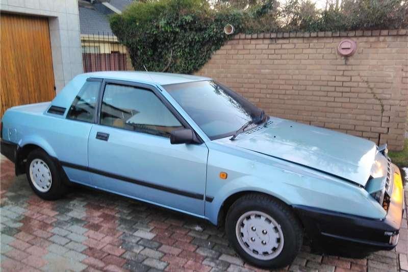 Nissan Langley 1987