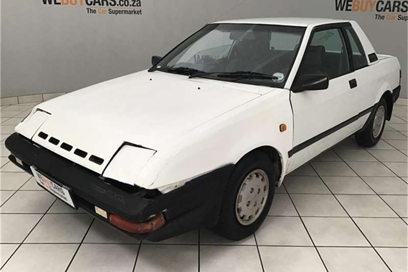 Nissan Langley 1989