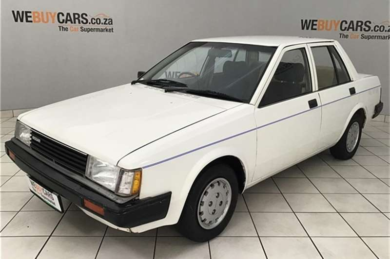 1986 Nissan Langley