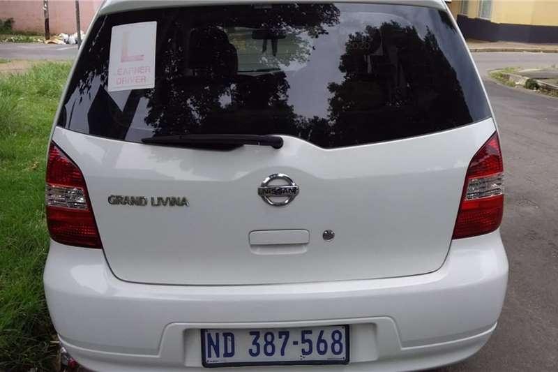 Used 2010 Nissan Livina