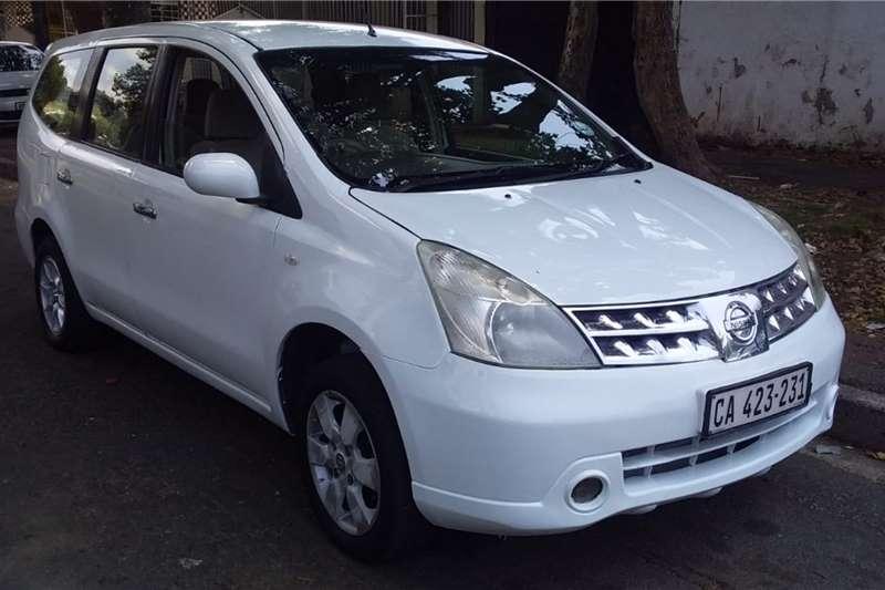 Nissan Livina 1,6 2010