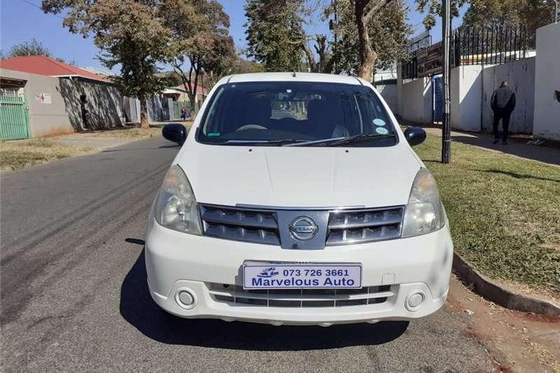 Used 2012 Nissan Livina
