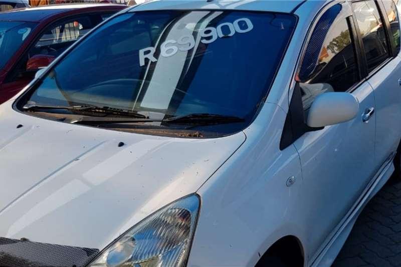 Nissan Livina 1.6 Acenta+ 2008
