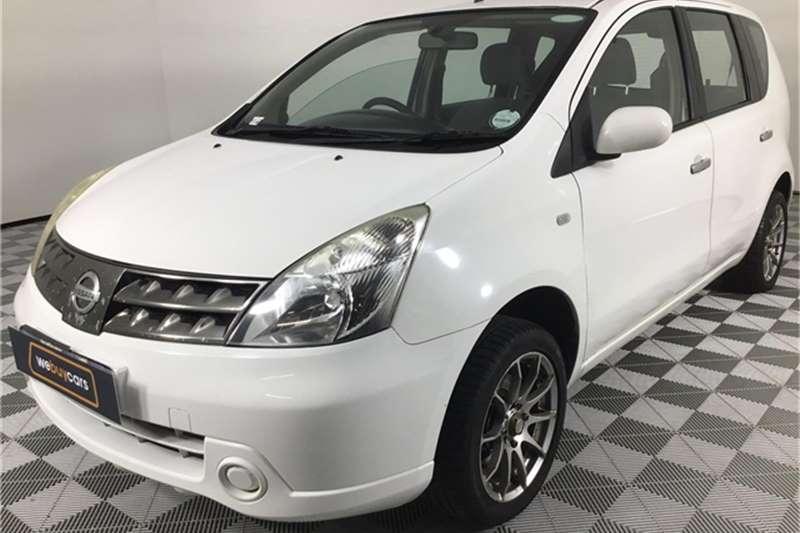 Nissan Livina 1.6 Acenta 2008