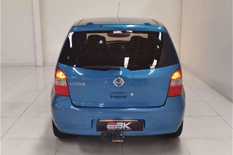 Used 2008 Nissan Livina 1.6 Acenta