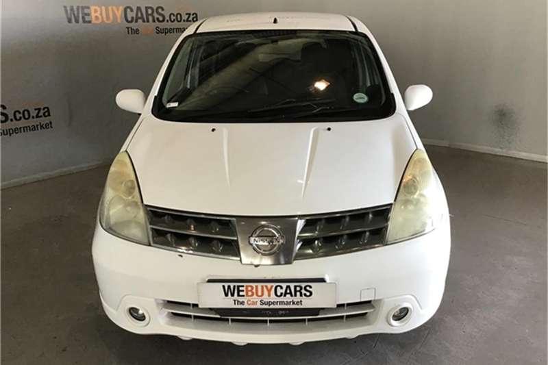 Nissan Livina 1.6 Acenta+ 2009