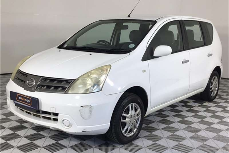 Nissan Livina 1.6 Acenta 2009