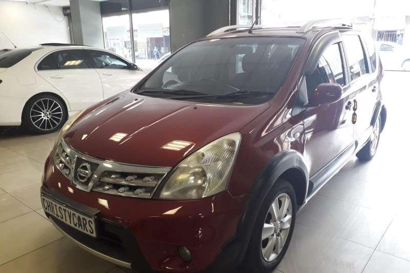 Nissan Livina 1.6 Acenta 2011