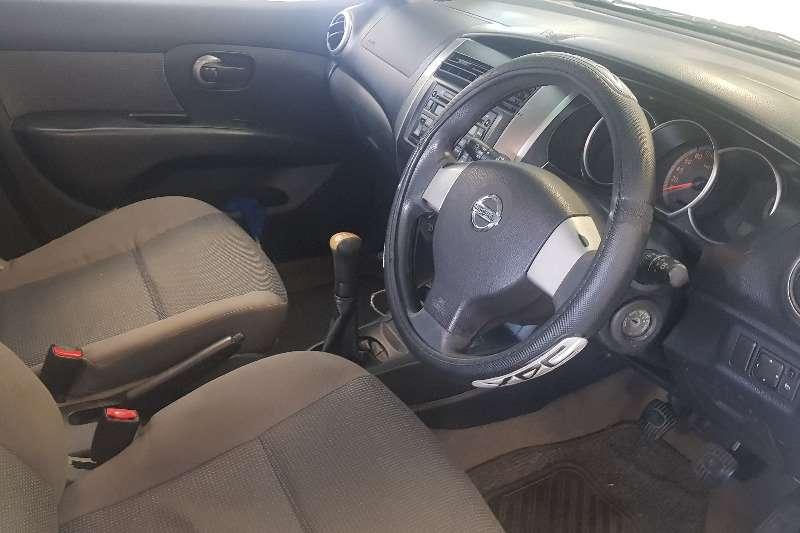 Nissan Livina 1.6 Acenta 2013