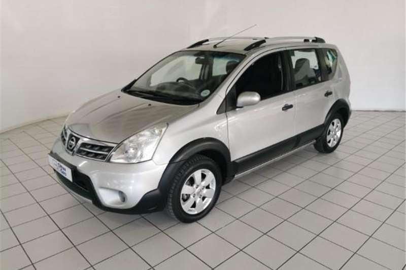 Nissan Livina 1.6 Acenta+ 2013