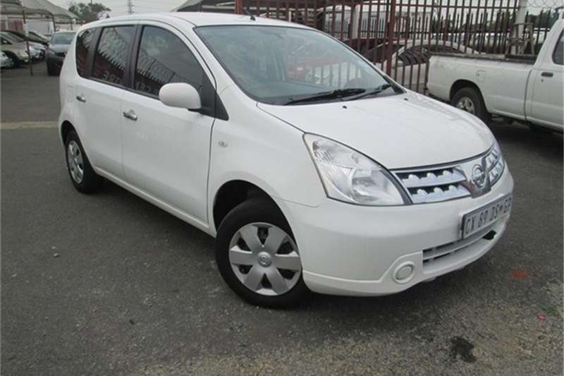 Nissan Livina 1.6 Acenta Wagon 2014