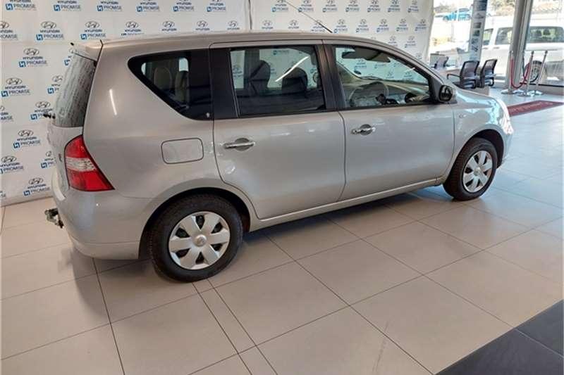 2010 Nissan Livina Livina 1.6 Visia