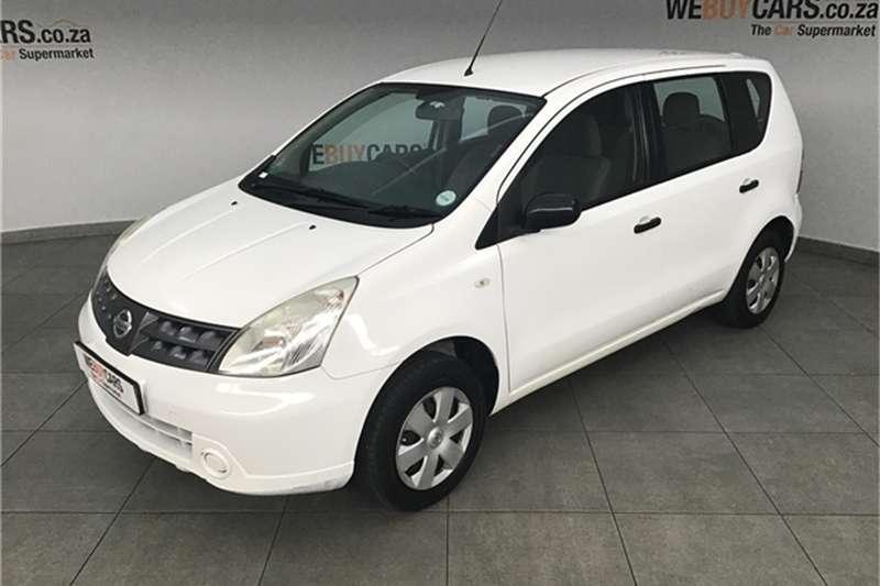 Nissan Livina 1.6 Visia 2013