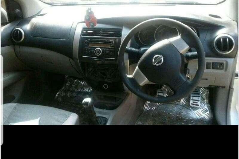 Used 2008 Nissan Livina