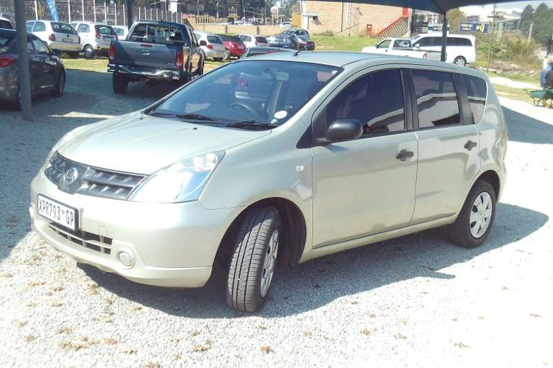 2008 Nissan Livina 1.6 Visia