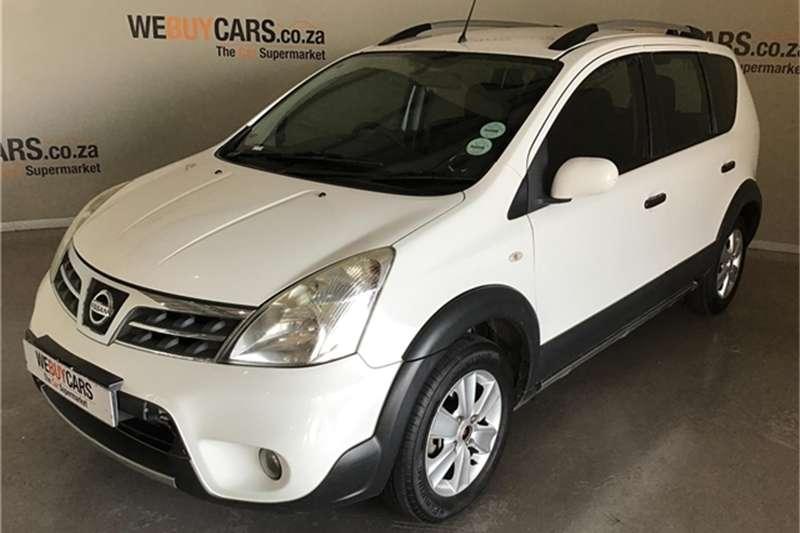 2011 Nissan Livina X Gear 1.6 Acenta+