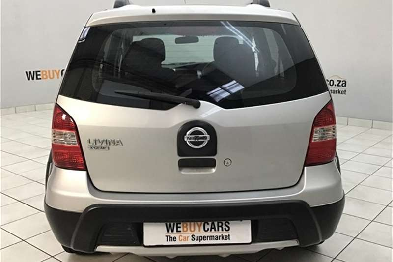 2014 Nissan Livina X Gear 1.6 Visia
