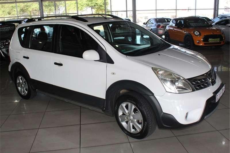 2014 Nissan Livina X Gear 1.6 Acenta+