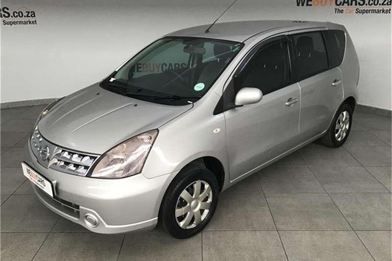 2013 Nissan Livina 1.6 Acenta
