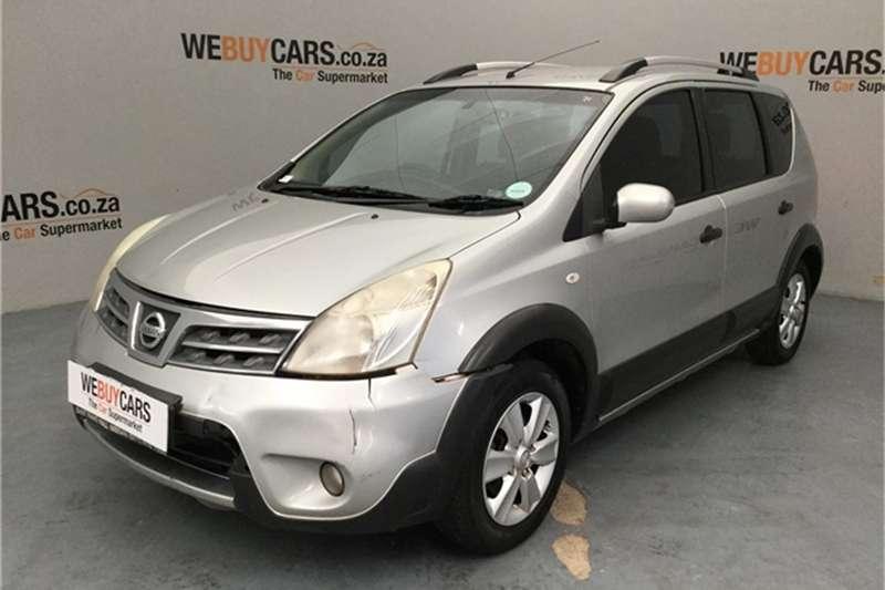 2010 Nissan Livina 1.6 Acenta