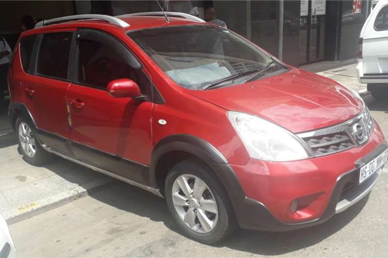 2012 Nissan Livina X Gear 1.6 Visia