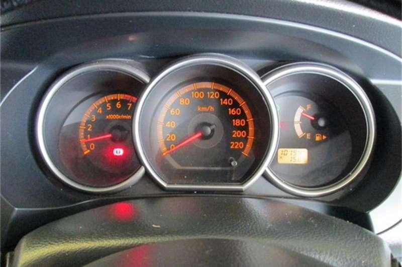 2013 Nissan Livina X Gear 1.6 Visia