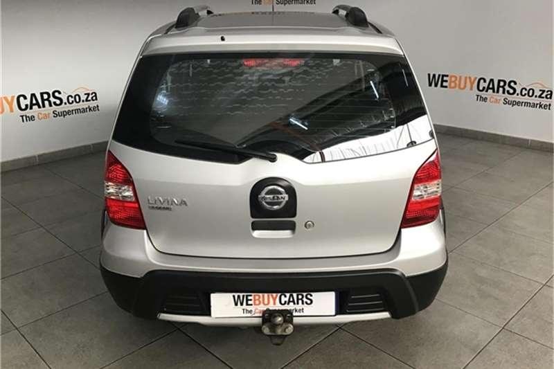 2013 Nissan Livina X Gear 1.6 Acenta+