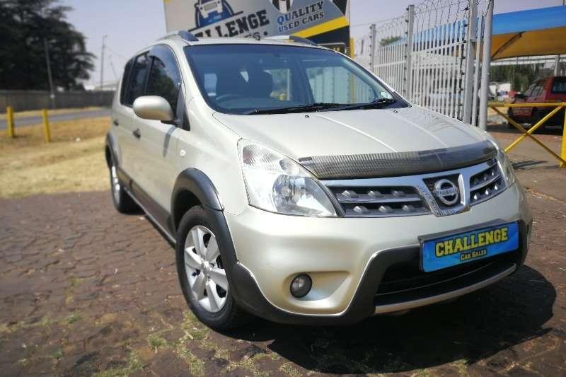 Nissan Livina X Gear 1.6 Acenta+ 2010