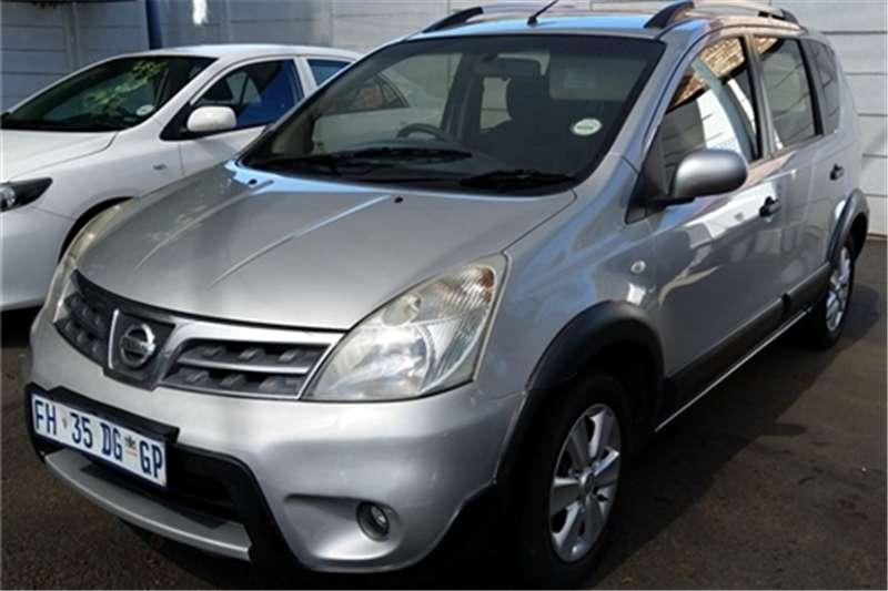 Nissan Livina X Gear 1.6 Acenta+ 2011