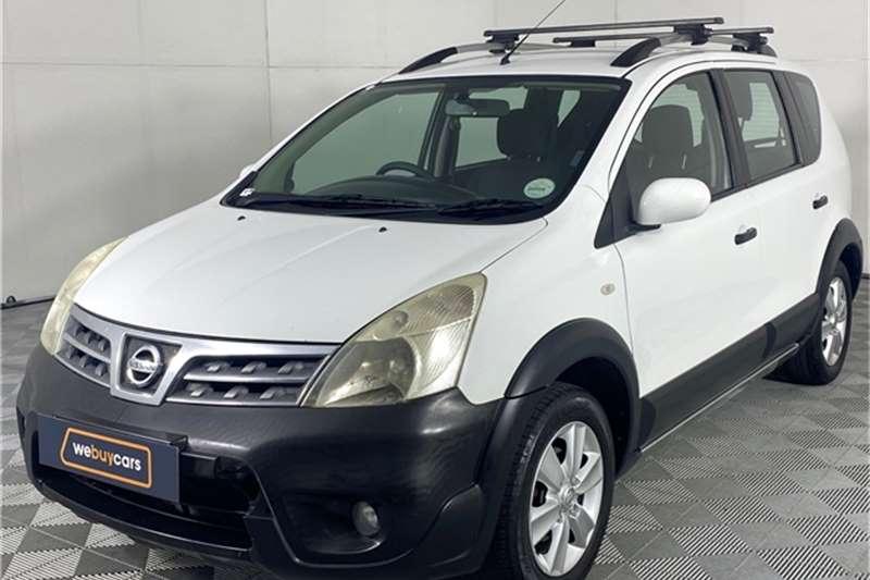 Used 2011 Nissan Livina X Gear 1.6 Acenta+