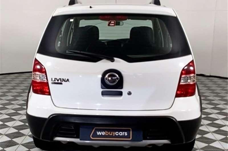 2013 Nissan Livina Livina X-Gear 1.6 Acenta+