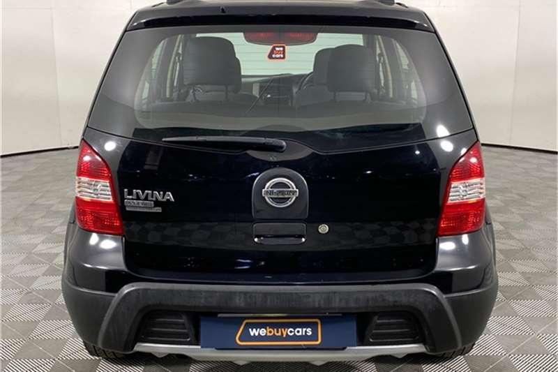 2008 Nissan Livina Livina X-Gear 1.6 Visia